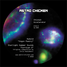 astro chicken records chicken accelerator ac01