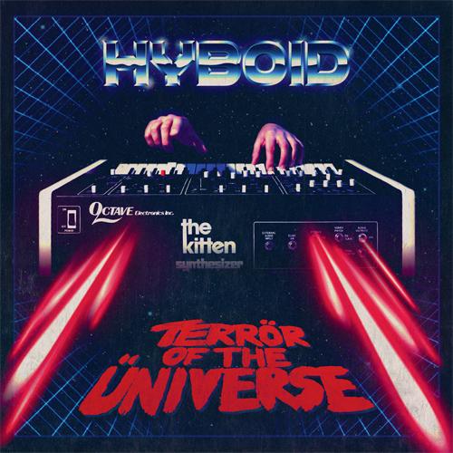 "Hyboid - Terrör of the Üniverse 2x12"" LP + MP3 Download [ASTRO CHICKEN 06] AC06_Sleeve_Front_500x500"